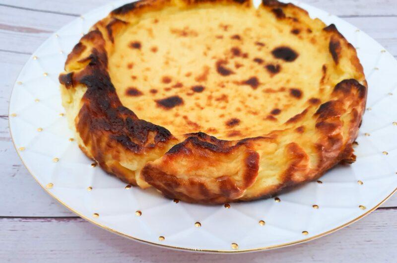 tarta de queso keto